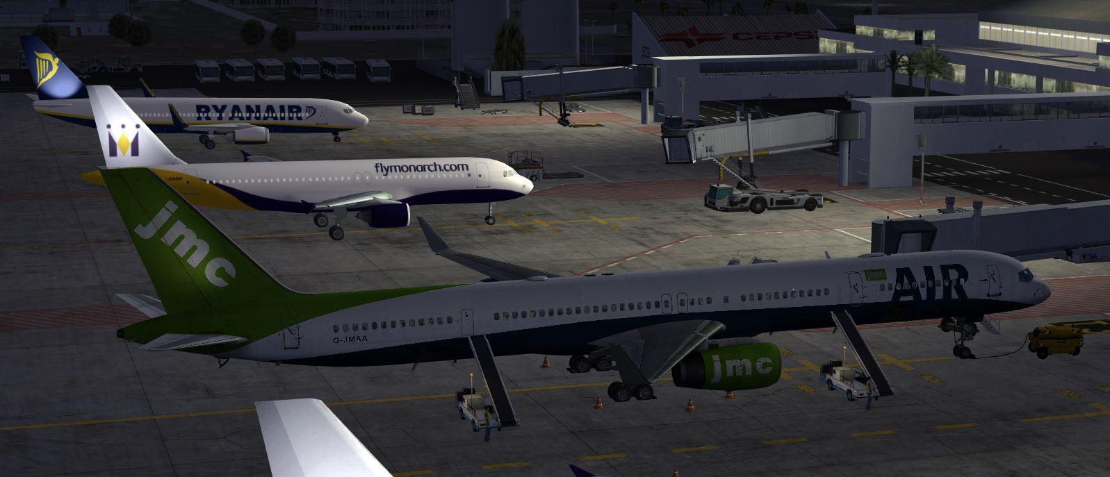 Fsx jetways cfg 757
